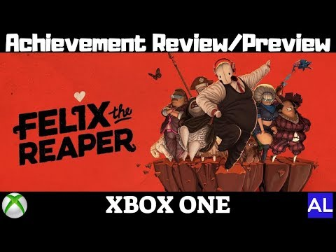 Felix The Reaper (Xbox One) Achievement Review/Preview - Xbox Game Pass