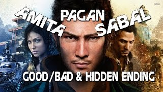 Far Cry 4 - All Good/Bad Amita/Sabal Hidden Alternate Endings