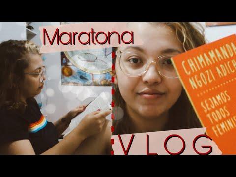 VLOG DE LEITURA #6 | Fantástica maratona literária ?
