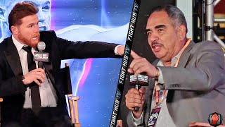 CANELO VS ABEL SANCHEZ! BOTH HAVE HEATED BACK & FORTH!
