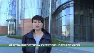 preview picture of video 'EC-1 WSCHÓD CENTRUM SZTUKI FILMOWEJ, ŁÓDŹ 2014'