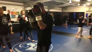 kickboxing @ Stevenage