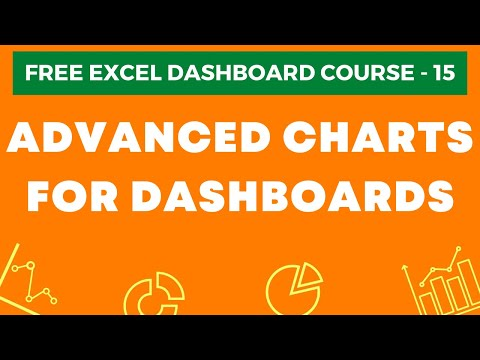 Excel Dashboard Course #15 - 10 Advanced Excel Charts for ...