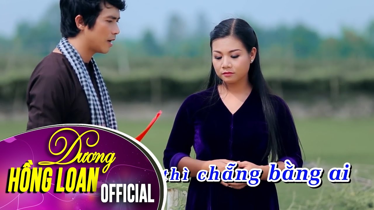 [KARAOKE BEAT GỐC] Sao Út Nỡ Vội Lấy Chồng | Dương Hồng Loan & Lê Sang | Official MV thumbnail