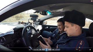 Танки и ГИБДД (последнее видео с Михалычем)