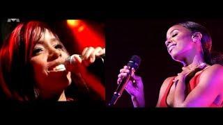 Kelly Rowland - Stole | 2002 vs 2017