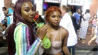 Essence Fest 2019/ NOLA Girls Trip  VlogsByDes #essencefest #hotgirlsummer #bourbonstreet