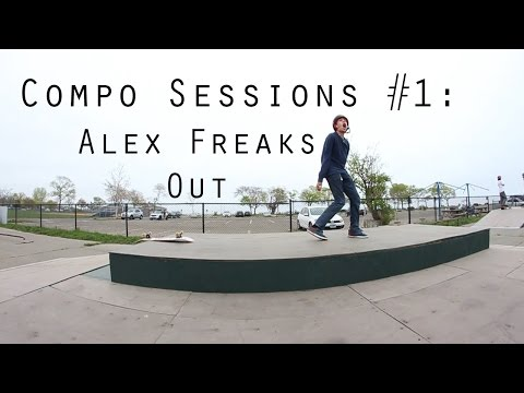 Compo Sessions #1: Alex Freaks Out