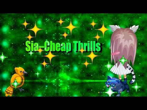 II Аватария II Клип II Sia – Cheap Thrills II