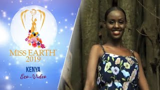 Susan Kirui Miss Earth Kenya 2019 Eco Video