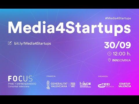 Video resumen Media4Startups[;;;][;;;]