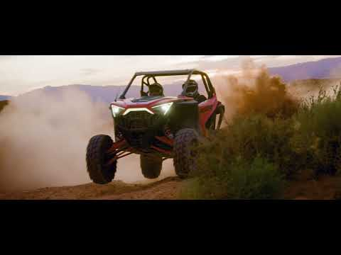 2020 Polaris RZR PRO XP Orange Madness LE in Bigfork, Minnesota - Video 1