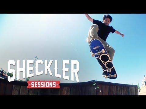 Sheckler Sessions - Zumiez Couch Tour w/ Plan B - Episode 1