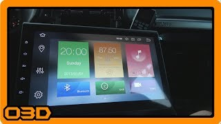 Install 01- Radio Prep - Seicane 10.1 Android 7.1.2 Stereo Head Unit ...