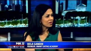 Bela Gandhi on FOX / Smart Dating Academy -- Online Dating Safety