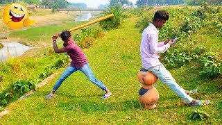 Top New Comedy Video 2019 | Try To Not Laugh | Episode-36 | By Poor Youtuber