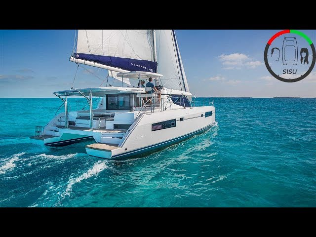 Ep 10. Internet and Weather Maps for our Leopard 45 Catamaran | Sailing Sisu