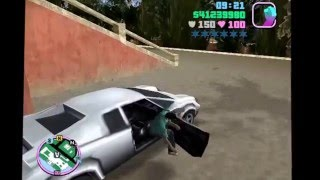 Money Cheat in GTA:VICE CITY!!!! Get $99999999 in just 15 minutes!  HD
