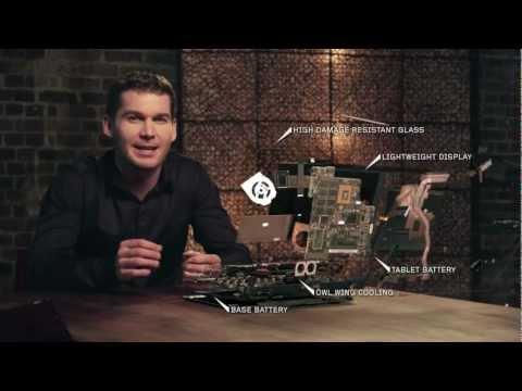ThinkPad Helix: Incredible Engineering