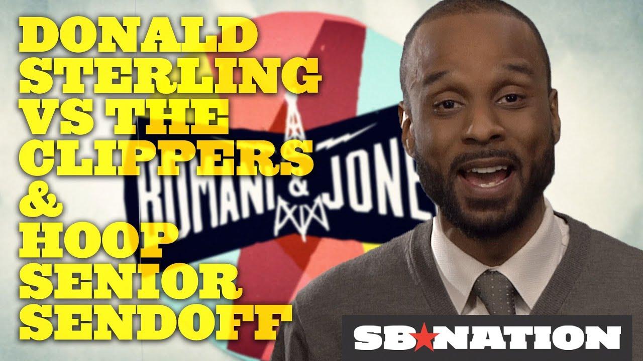 Donald Sterling vs. Clipper Darrell and College Hoops Senior Tribute: Bomani & Jones, Episode 2 thumbnail