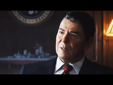 Do Reagan's Dirty Work In New Call Of Duty