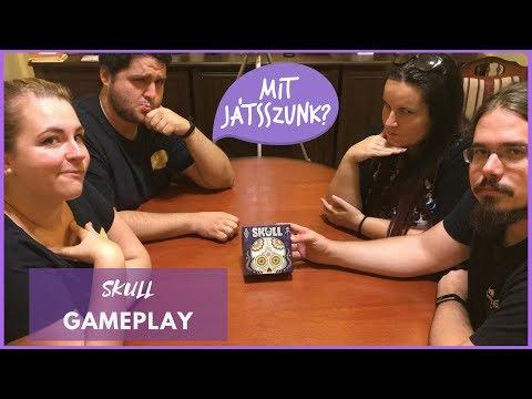 Skull Játékparty (Gameplay) - Mit Játsszunk?