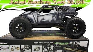 AXIAL Yeti XL Kit - Build Review