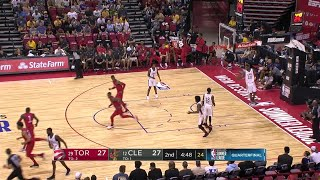 2nd Quarter, One Box Video: Cleveland Cavaliers vs. Toronto Raptors