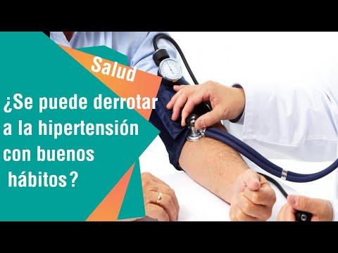 La presión arterial en la temperatura de la hoja como marca