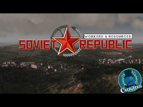 Workers&Resources: Soviet Republic | Un City Builder Soviético | Gameplay En Español