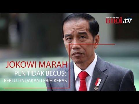 Jokowi Marah PLN Tidak Becus: Perlu Tindakan Lebih Keras