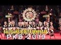 """JUARA 1 - BALEGANJUR DUTA DENPASAR ,  LOMBA BALEGANJUR PKB 2019 """" BAYU BAJRA """""""