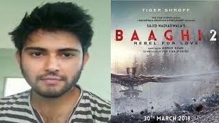 Mahesh Babu Review on Baaghi 2 trailer | Tiger Shroff | Disha Patani