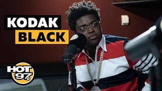Ebro In The Morning - Things Get Awkward & Kodak Black Walks Out Of The Interview