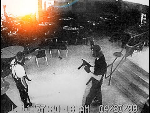 Columbine-The REAL Attack Footage