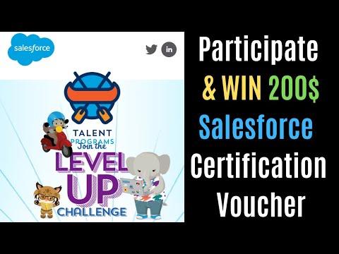 Grab a Free Salesforce Certification Voucher - (Salesforce ...
