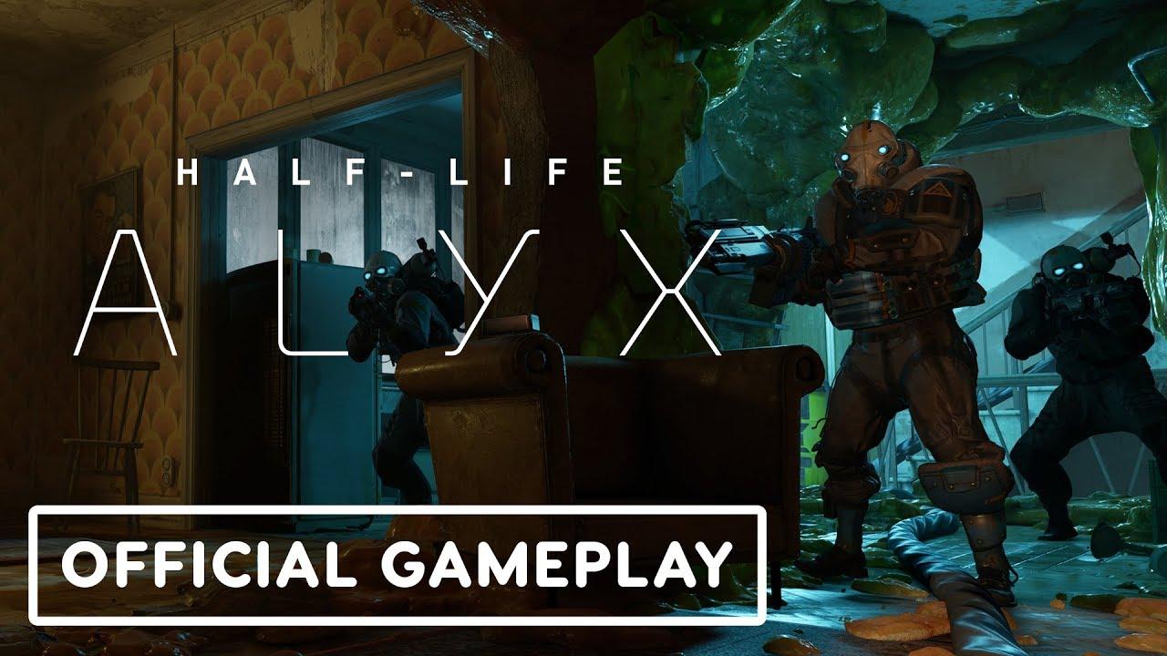 Trailer di Half-Life: Alyx
