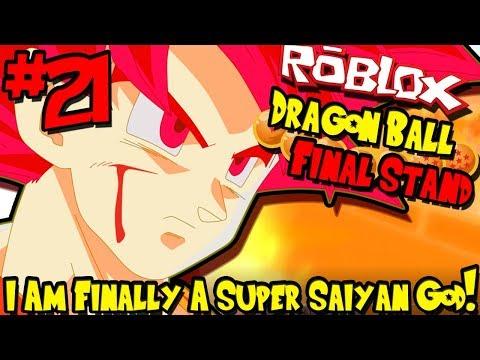 i am finally a super saiyan god roblox dragon ball final sta