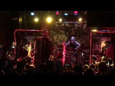 Otep 'T.R.I.C.' live @ the Masquerade, Atlanta, Ga 5/18/16