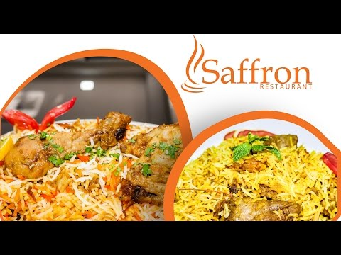 Saffron Restaurant in Sharjah