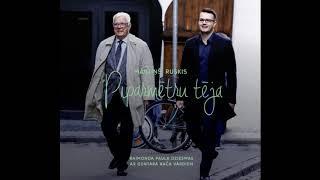 """Mārtiņš Ruskis - """"Piparmētru tēja"""" (Official audio)"""