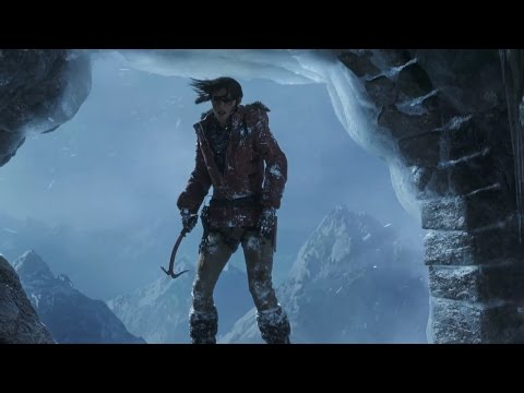 Видео № 0 из игры Rise of Tomb Raider - 20-летний юбилей [PS4/PSVR]