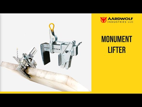 Monument Clamp/Lifter