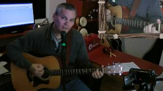 """Crying Time"" ""Ray Charles"" Cryin Cryin' ""Buck Owens"" ""Al Robitaille"" Acoustic Cover"
