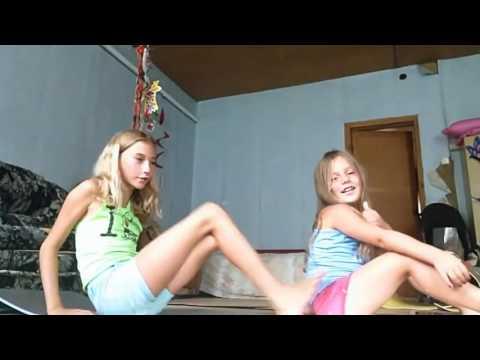 my first gymnastic Yoga challenge
