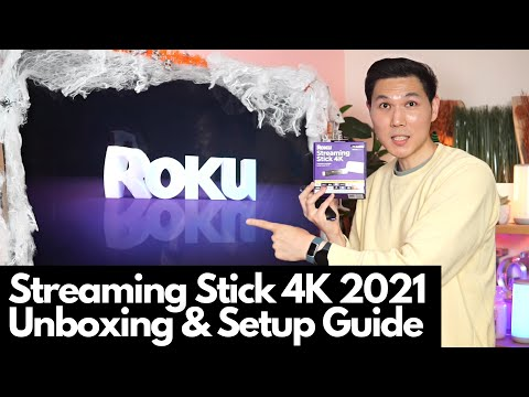 Roku Streaming Stick 4K Unboxing and Review
