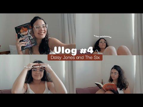 LENDO DAISY JONES E SOFRENDO | Vlog #4