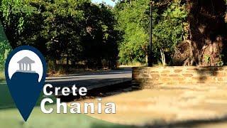 Crete   Kandanos Village