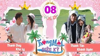 WONDERFUL HONEYMOON #8 FULL|Thanh Tan & a romance after 6 years|Propitiatory gift for Thanh Duy