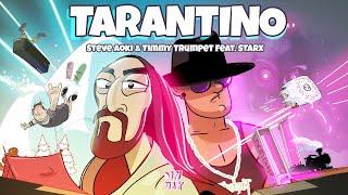 Steve Aoki x Timmy Trumpet - Tarantino ft. STARX [Official Music Video] [1/6]